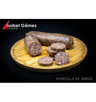 MORCILLA DE ARROZ ISABEL GAMEZ