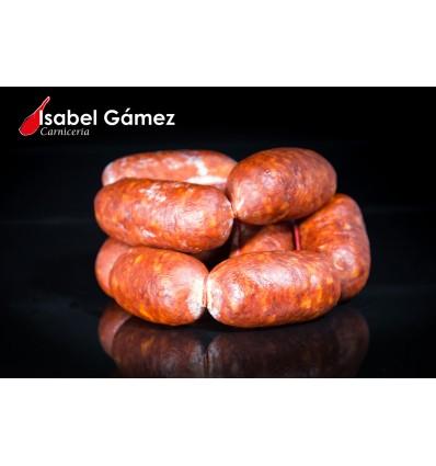 CHORIZOS PICANTES ISABEL GAMEZ