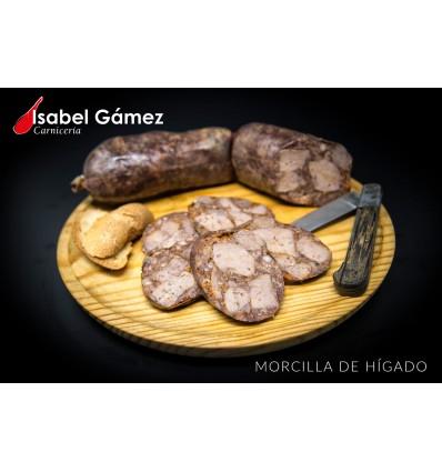 MORCILLA DE HIGADO ISABEL GAMEZ