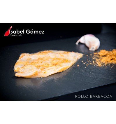 POLLO BARBACOA