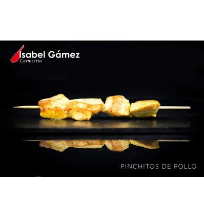 PINCHOS DE POLLO